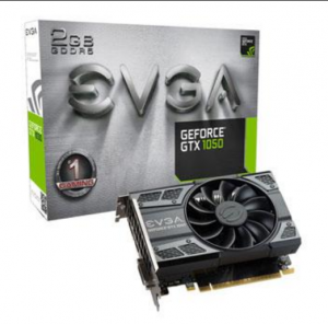 EVGA - GeForce GTX 1050 2 GB