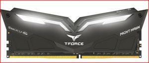 Team - T-Force / Night Hawk 16GB (2 x 8GB) DDR4-3000